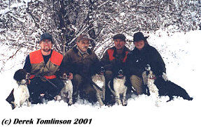 Alaskan Bird Hunters
